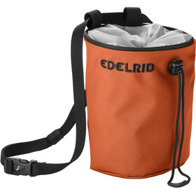 Edelrid Rodeo Chalk Bag Large safran
